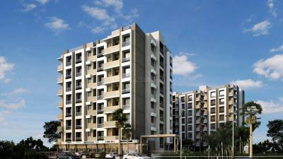 Gallery Cover Image of 600 Sq.ft 3 BHK Independent Floor for buy in Managalmurti Jagdamba Homes, Tragad for 4000000