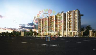 Gallery Cover Image of 1567 Sq.ft 3 BHK Independent House for buy in Saltee Splendora, New Town for 8000000