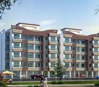 Gallery Cover Image of 749 Sq.ft 1 BHK Apartment for rent in Amisha, Taloja for 7500