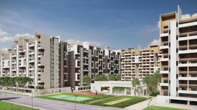 Gallery Cover Image of 928 Sq.ft 2 BHK Independent Floor for rent in Rohan Abhilasha 2 Wing B, Wagholi for 8000