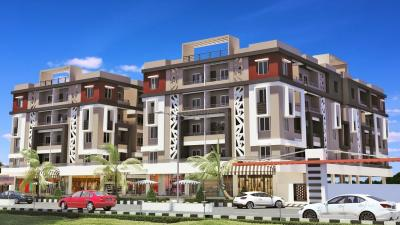 Gallery Cover Image of 650 Sq.ft 2 BHK Apartment for buy in JP Park, Hingna for 2100000