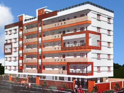 Gallery Cover Image of 1200 Sq.ft 2 BHK Apartment for rent in Jyotiry Residency @ Moti Nagar, Moti Nagar for 14300