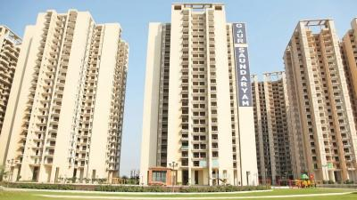 Gallery Cover Image of 1550 Sq.ft 3 BHK Apartment for buy in Gaursons Saundaryam, Noida Extension for 7800000