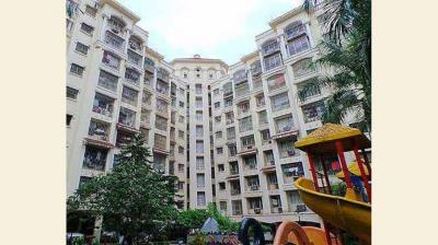 Gallery Cover Image of 590 Sq.ft 1 BHK Apartment for rent in Dattani Park, Kandivali East for 21000