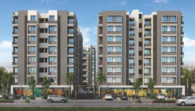 Gallery Cover Image of 954 Sq.ft 2 BHK Apartment for buy in Omkar Dhairya Paradise, Isanpur for 2635000