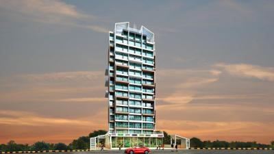 Gallery Cover Image of 650 Sq.ft 1 BHK Apartment for rent in Sky Avenue, Ulwe for 9500