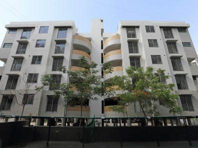Gallery Cover Image of 1680 Sq.ft 3 BHK Apartment for buy in Sangath Silver, Motera for 6400000