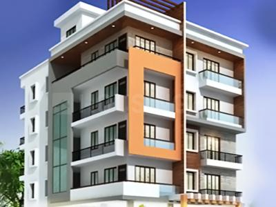 Gallery Cover Image of 1150 Sq.ft 3 BHK Apartment for rent in Puja Wilson Garden, Wilson Garden for 36000