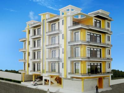 Gallery Cover Pic of City Properties Shri Ram Apartments - I