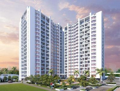 Gallery Cover Image of 1050 Sq.ft 2 BHK Apartment for rent in Pebbles -II, Bavdhan for 20000