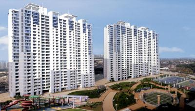Gallery Cover Image of 1275 Sq.ft 3 BHK Apartment for buy in Dosti Flamingos, Sewri for 33000000
