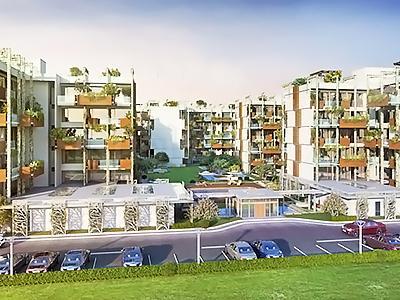 Vedic Terrace Heights