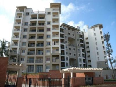 Gallery Cover Image of 2600 Sq.ft 4 BHK Apartment for rent in NCC Nagarjuna Green Ridge, HSR Layout for 45000