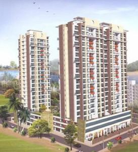 Gallery Cover Image of 975 Sq.ft 2 BHK Apartment for buy in Samrin Imperial Heights, Thane West for 13000000
