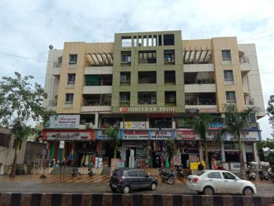 Gallery Cover Image of 550 Sq.ft 1 BHK Apartment for rent in Shreeram Pride, Dhanori for 12000