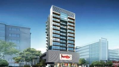 Gallery Cover Image of 1848 Sq.ft 4 BHK Apartment for buy in Link Palace Premises Co Op Soc Ltd Phase I, Santacruz West for 77500000