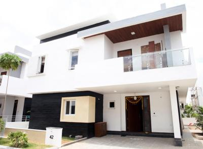 Gallery Cover Image of 3670 Sq.ft 4 BHK Villa for buy in Vessella Villas, Kondapur for 65000000