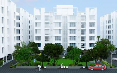 Gallery Cover Image of 1800 Sq.ft 3 BHK Apartment for rent in Swagat Blossom, Sargasan for 26000