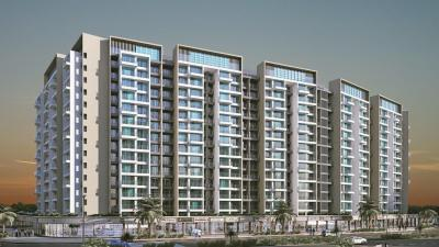 Gallery Cover Image of 665 Sq.ft 1 BHK Apartment for buy in Geomatrix Geomatrix Silver Crest, Greater Khanda for 6100000