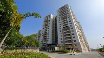 Gallery Cover Image of 1535 Sq.ft 2 BHK Apartment for buy in NCC Urban One, Kokapet for 10000000