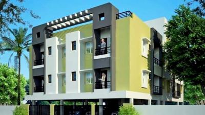 Gallery Cover Image of 900 Sq.ft 2 BHK Apartment for rent in Ram, Nanganallur for 14000