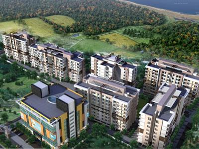 Gallery Cover Image of 1600 Sq.ft 3 BHK Apartment for buy in Subham Greens, AHOM GAON for 7200000
