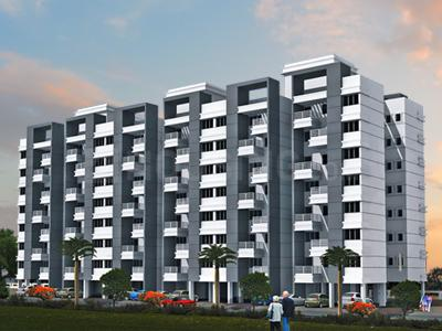 Gallery Cover Image of 1100 Sq.ft 1 BHK Apartment for rent in Sancheti Belcastel, Mundhwa for 14000
