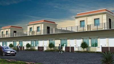 Gallery Cover Image of 1550 Sq.ft 3 BHK Villa for buy in Mehak Eco City Villas, Wave City for 5500000