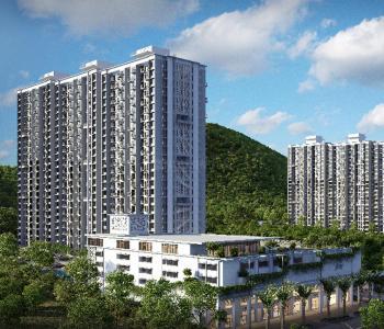 Gallery Cover Image of 800 Sq.ft 1 RK Apartment for buy in Godrej Hillside 1, Mahalunge for 3900000