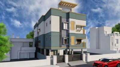 Gallery Cover Image of 1024 Sq.ft 2 BHK Apartment for rent in GP Caspia by GP Homes, Nanmangalam for 15000