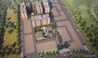 Gallery Cover Image of 595 Sq.ft 1 BHK Apartment for buy in City C11, Chakan for 2400000