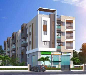 Gallery Cover Image of 1148 Sq.ft 2 BHK Apartment for buy in Sri Balajis Emerald, Kolapakkam for 7000000