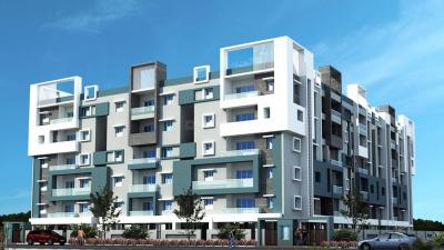 Gallery Cover Image of 1565 Sq.ft 3 BHK Apartment for buy in Maram GL Heavens, Mansoorabad for 8150000