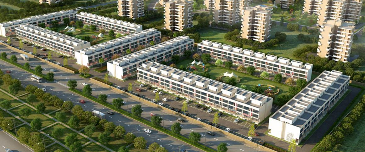 Gallery Cover Pic of Jaypee Tanishq Square Phase 1