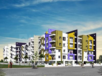 Gallery Cover Image of 1230 Sq.ft 2 BHK Apartment for rent in Lavender, RR Nagar for 18000