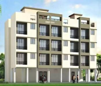 Gallery Cover Image of 750 Sq.ft 2 BHK Apartment for rent in Deep City, Vichumbe for 8500