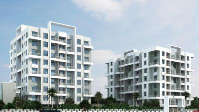 Gallery Cover Image of 670 Sq.ft 1 BHK Apartment for buy in Trimurti Sukhswapna, Khadakwasla for 3000000