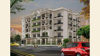 Gallery Cover Image of 2067 Sq.ft 3 BHK Apartment for buy in DF Silverline Queens Terraces, Shivaji Nagar for 31000000
