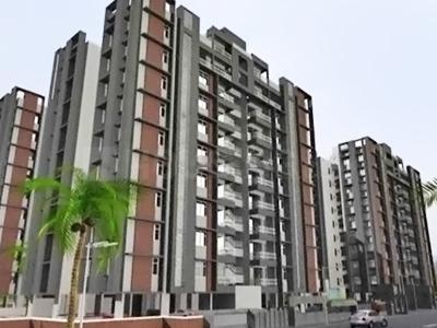 Gallery Cover Image of 1600 Sq.ft 3 BHK Apartment for buy in Civic Samanvay Residency, Bopal for 7500000