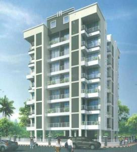 Gallery Cover Image of 625 Sq.ft 1 RK Apartment for buy in Dharti Darshan, Kharghar for 5800000