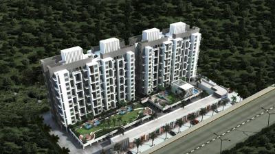 Gallery Cover Image of 1250 Sq.ft 3 BHK Apartment for rent in Adi Skyline, Wakad for 22000