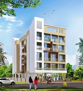 Gallery Cover Image of 226 Sq.ft 1 RK Apartment for buy in Gurukrupa Residency, Rohinjan for 1800000
