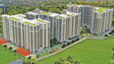 Gallery Cover Image of 867 Sq.ft 2 BHK Apartment for buy in PS Magnum, Kaikhali for 8000000