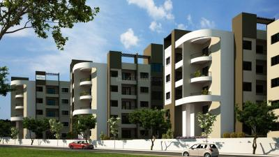 Gallery Cover Image of 1116 Sq.ft 3 BHK Apartment for buy in Concorde Windrush, Bommasandra for 5150000