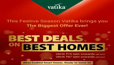Gallery Cover Image of 1070 Sq.ft 2 BHK Independent Floor for buy in Vatika Independent Floors, Sector 82 for 5600000