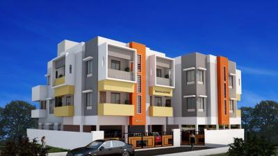 Gallery Cover Image of 1500 Sq.ft 3 BHK Apartment for rent in Mahalakshmi Chandrasekar Avenue, Thoraipakkam for 18000
