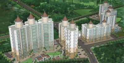 Gallery Cover Image of 699 Sq.ft 1 BHK Apartment for rent in Tharwani Rosalie, Kalyan West for 12000