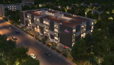 Gallery Cover Image of 545 Sq.ft 1 BHK Apartment for buy in New Dimensions Fifth Element, Gunjur Village for 2100000