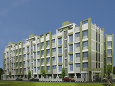 Gallery Cover Image of 641 Sq.ft 1 BHK Apartment for buy in Kon Infra Sai Residency, Kongaon for 2900000
