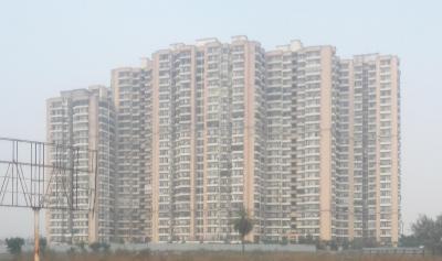 Gallery Cover Image of 250 Sq.ft 1 RK Apartment for rent in Crossings Nidhivan, Crossings Republik for 4500